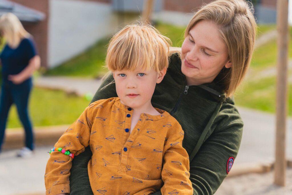 Bemanning i barnehagen