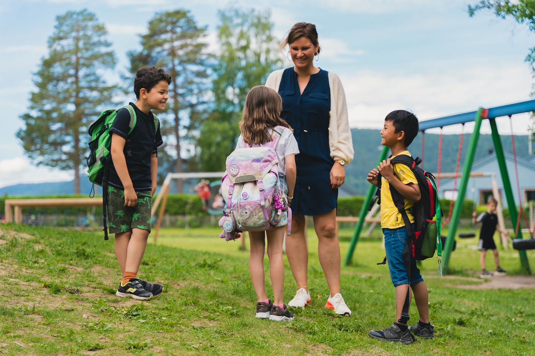 Hva kjennetegner evnerike barn og hvordan kan vi møte dem?