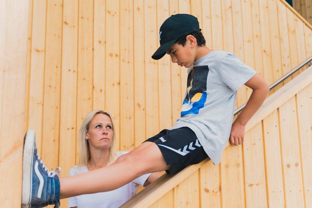 Hvordan kan jeg få hjelp til å bistå barnet mitt med matteleksen?